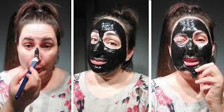 skin mask halloween new year new skin black pore mask live love lash