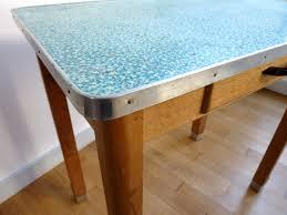 table de cuisine ancienne en bois table cuisine en bois alinea table salle a manger desserte borale
