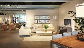 oak brook modern furniture store room u0026 board