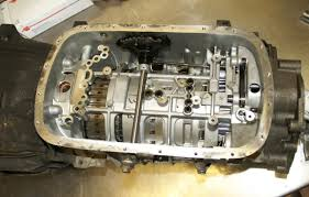 gm 5l40 e transmission teardown