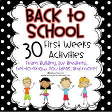 back to school team building get to you activities