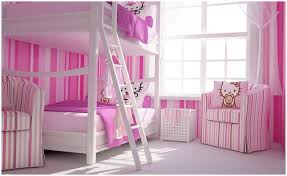 Get A Chic And Feminine Look Through Hello Kitty Room Ideas - Hello kitty bunk beds
