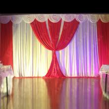 Curtains Wedding Decoration Compare Prices On Wedding Decoration Curtains Red Online Shopping