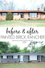 rancher house best ranch house exteriors ideas homes exterior remodel farm style
