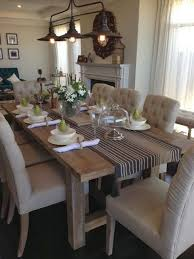Kitchen Table Setting Ideas Best 20 Dining Table Runners Ideas On Pinterest Dining Room