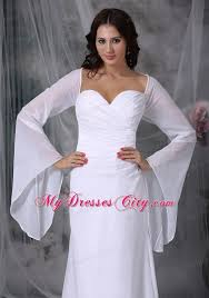 non traditional wedding dresses with sleeves high low wedding reception dress with sleeves