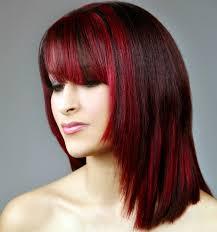 Frisuren Lange Haare Rot by Die Angesagtesten Frisuren Mit Roten Mittellangen Haaren