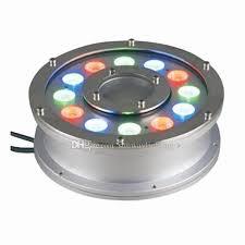 led fountain lights underwater 2018 underwater fountain light rgb led 6w 9w 12w 15w 18w ip68 led