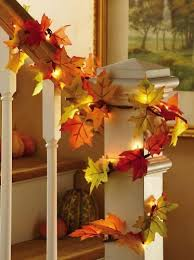 Decorating With Fall Leaves - fall decorating ideas 21 easy ideas for decorating your home for