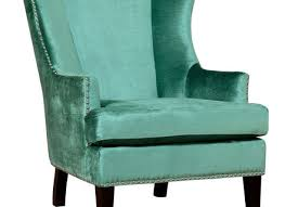 Velvet Wingback Chair Weturquoise Leather Wingback Chair Turquoise Wing Cover Hastac 2011
