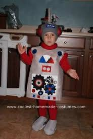 Cool Kid Halloween Costume Ideas 82 Best Homemade Robot Costume Ideas Images On Pinterest Robot