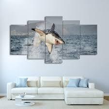 Shark Home Decor Online Get Cheap Ocean Animals Pictures Aliexpress Com Alibaba