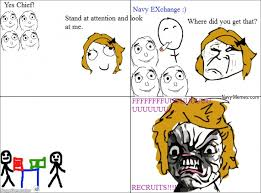 Rage Comic Memes - bootc rage comic navy memes clean mandatory fun