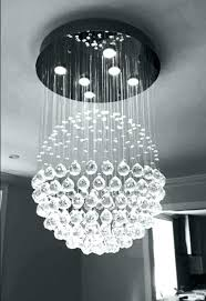 Sphere Chandelier With Crystals Sphere Shaped Chandelier Chandeliers Motor1usa