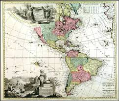 the americas map antique historic maps map america continent town plans