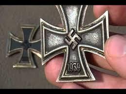 ww2 iron cross class german medal original