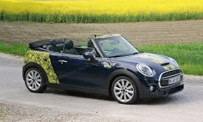 Mini Cooper Info Mini Convertible It U0027s 2016 U0027s New Soft Top Mini By Car Magazine