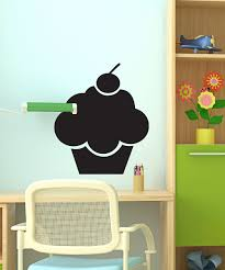 inspire your walls cupcake chalkboard wall decal zulily