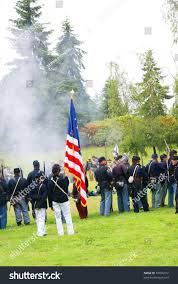 Color Guard Flags Port Gamble Wa June 20 Union Stock Photo 49876312 Shutterstock