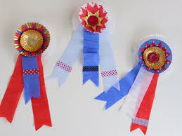 crafting for kids homemade prize ribbons