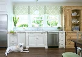 kitchen bay window curtain ideas small kitchen window curtains valances for kitchen valance kitchen