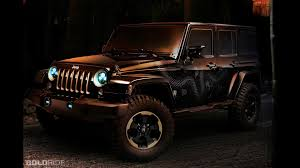 new jeep wrangler concept jeep wrangler dragon design concept