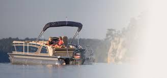 sanpan godfrey pontoon boats