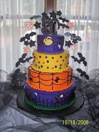 halloween cakes by amy