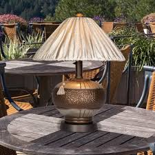Patio Furniture Lighting Find The Outdoor Table L And Patio Table Ls By Shady