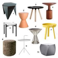 Roundup  Modern Side Tables Design Milk - Side tables design