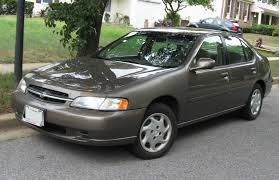1998 nissan altima mine was purple and i bought it from the