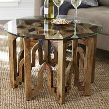 moroccan coffee table base pier 1 imports global homewares