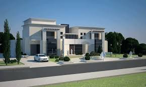 modern luxury house plans modern villa house villa house exterior design with glass fence and