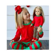 boutique kid toddler fall winter pajamas sleepwear