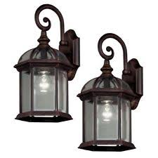 Pendant Porch Light Outdoor Hanging Pendant Exterior Lantern Light Metal Scroll Wall