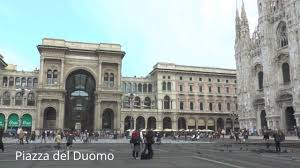 places to see in milan italy piazza del duomo youtube