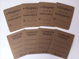21 love coupon templates u2013 free sample example format download