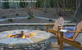 Chiminea On Wood Deck Safety Tips For Outdoor Bonfires And Fire Pits