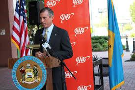Military Flag Order Governor Carney Signs Executive Order To Establish Advisory