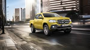mercedes pickup the mercedes benz x class pickup is finally here and it looks