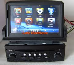 peugeot 307 new new peugeot 307 dvd player with built in gps bluetooth rds ipod