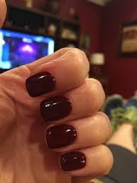 sns 100 dark dark berry nails pinterest berry dark and