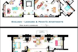 Tv Show Apartment Floor Plans 2gbrk2 Frasier Crane Apartment Floor Plan Theapartment On Frasiers