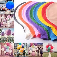 aurelia giant ballon latex birthday wedding party decoration pink