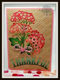 up on tippy toes thankful flower card cut u0027n u0027boss and die namites