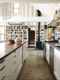 cool kitchen by montreal architectural designer nicholas lewin for