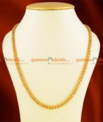 chain gold necklace images Cdas01 lg one gm 30 inches chidambaram gold plated jewellery jpg