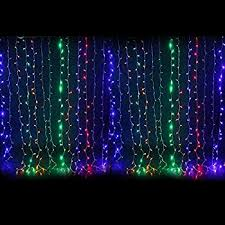 the christmas workshop 150 led net chaser lights multi coloured