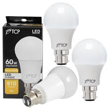 tcp 10w bayonet b22 led bulb 810 lumens 60w bulb equivalent u2013 allcam