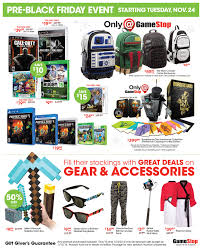 gamestop pre black friday deals revealed see them here preview